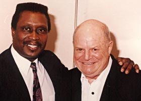 Byrd With Don Rickles