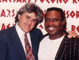 Byrd And Jay Leno
